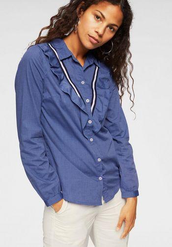 Блузка с рюшами TOM TAILOR Polo Team