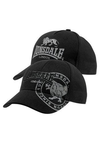 Бейсбольная кепка  Lonsdale