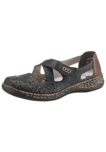 Обувь на липучках Rieker