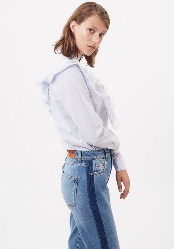Блузка с рюшами minimum