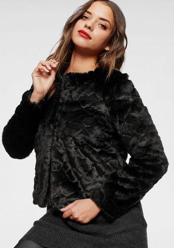 Куртка с искуственным мехом Only