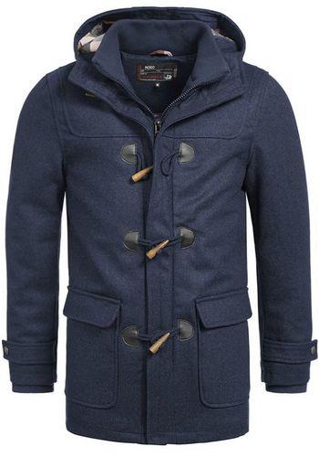 Шерстяное пальто Indicode