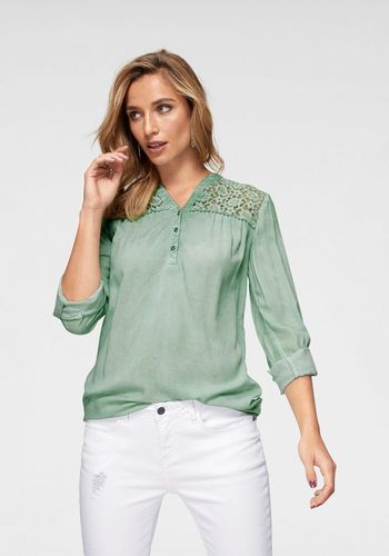 Кружевная блуза Aniston by BAUR