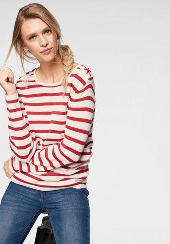 Пуловер в полоску Cheer