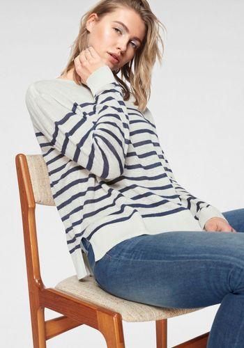Пуловер в полоску Pepe Jeans