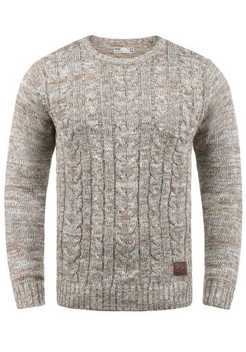 Пуловер Solid