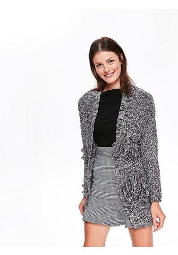 Удлиненный пуловер TOP SECRET