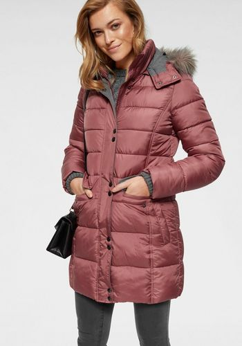 Стеганое пальто ZABAIONE