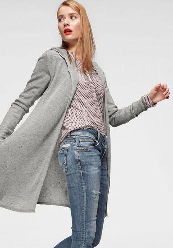 Удлиненный пуловер AJC