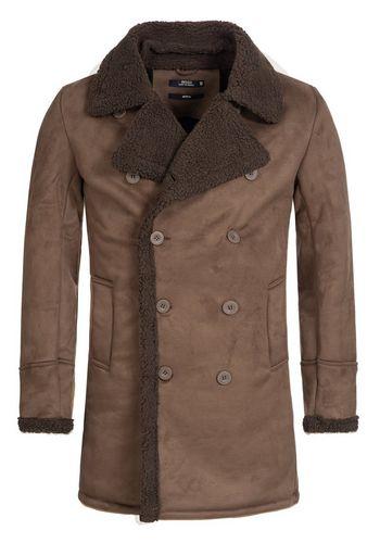 Короткое пальто Indicode
