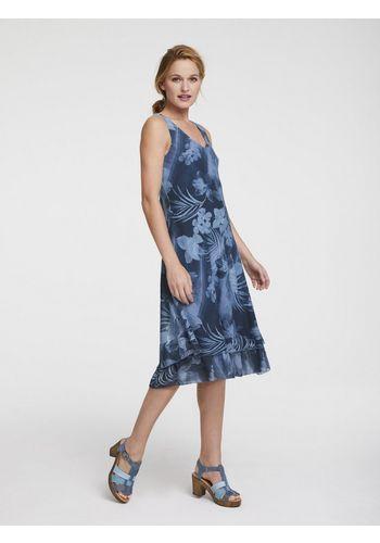 Трикотажное платье heine