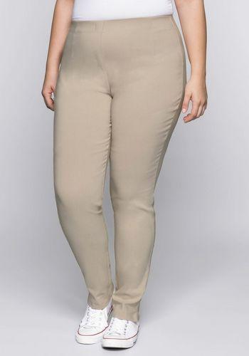 Зауженные брюки Sheego