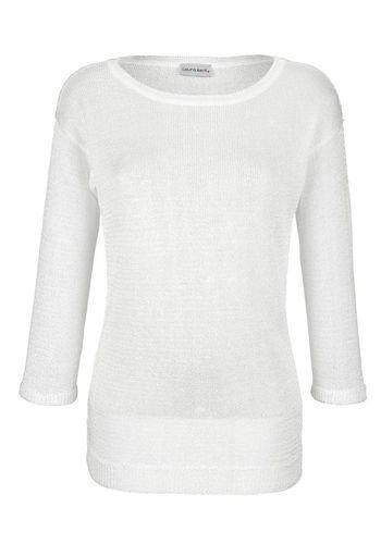 Пуловер с круглым воротом Laura Kent