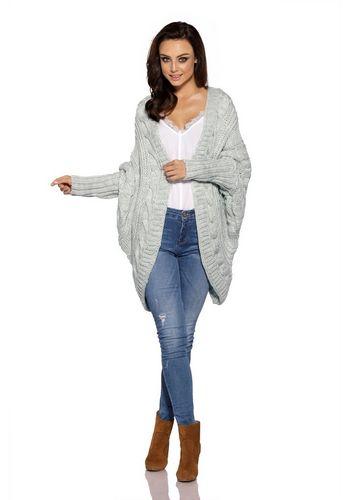 Удлиненный пуловер lemoniade