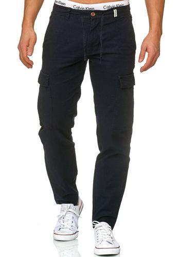 Льняные брюки Indicode