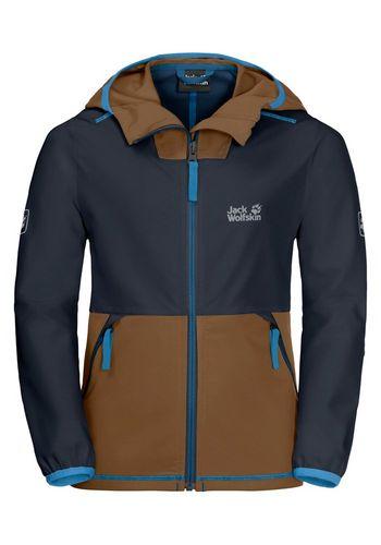 Куртка soft-shell Jack Wolfskin