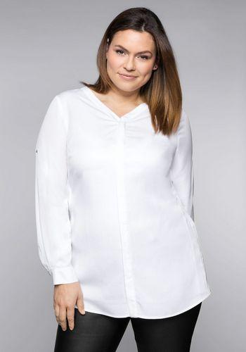 Классическая блузка Sheego