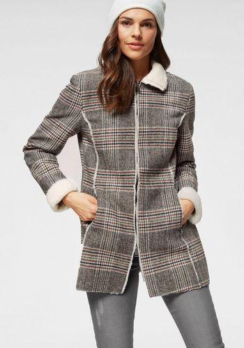 Куртка с искуственным мехом Boysen's