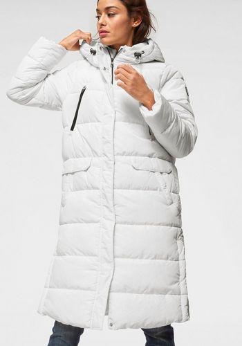 Стеганое пальто TOM TAILOR Denim