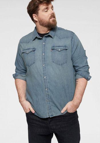 Джинсовая рубашка Levi's® Big and Tall