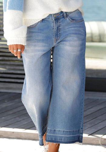 Широкие джинсы Buffalo