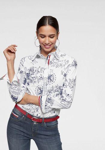 Классическая блузка TOM TAILOR Polo Team