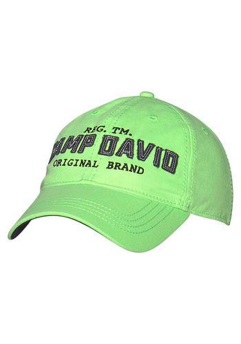 Бейсбольная кепка  CAMP DAVID