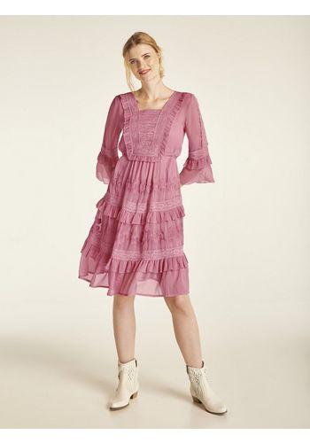 Кружевное платье heine
