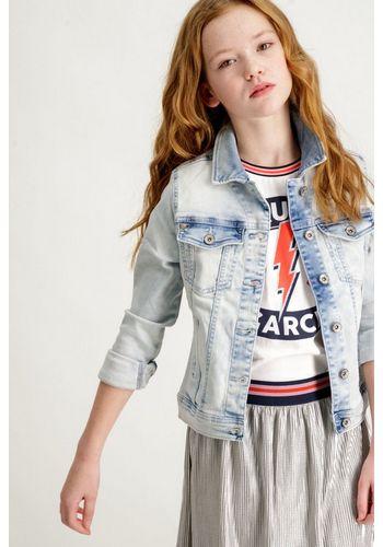 Джинсовая куртка Garcia