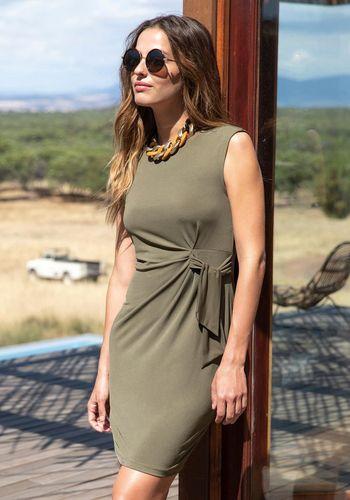 Трикотажное платье Laura Scott