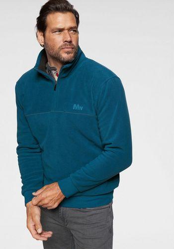 Флисовый пуловер Man's World
