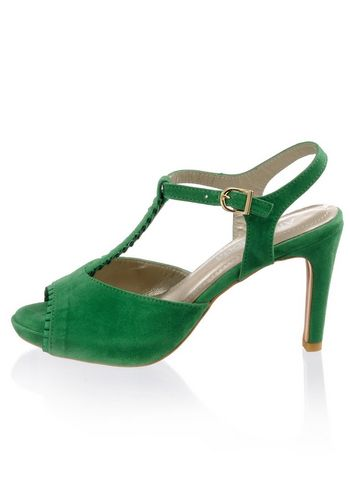 Босоножки на высоком каблуке Alba Moda