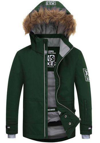 Куртка soft-shell Exes