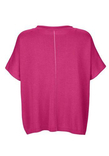 Пуловер с круглым воротом Alba Moda