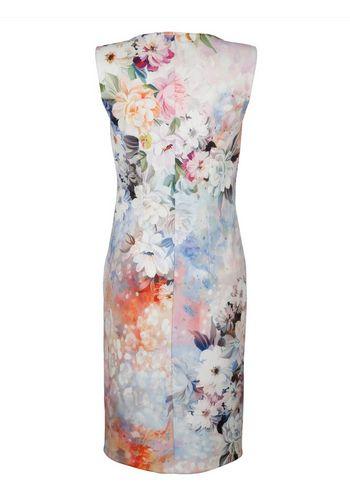 Платье-футляр Alba Moda