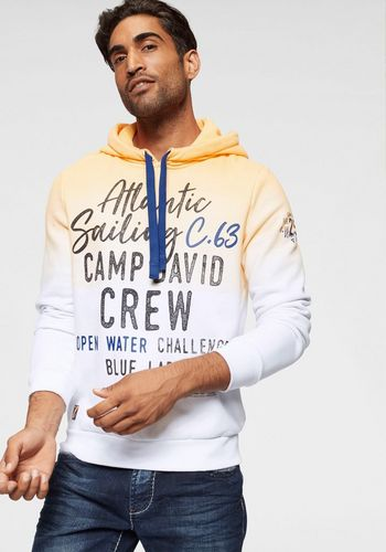 Вязаная кофта CAMP DAVID