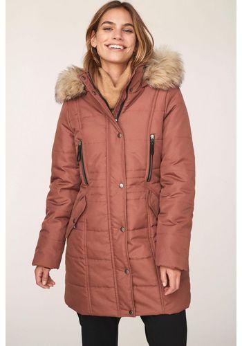 Стеганое пальто Vero Moda