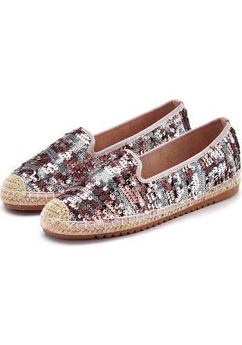 Обувь с открытой пяткой LASCANA