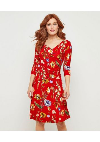 Платье с запахом sheego by Joe Browns
