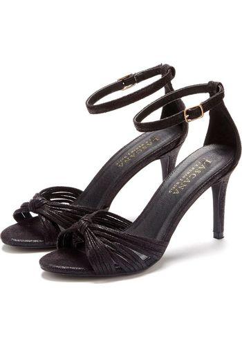 Босоножки на высоком каблуке LASCANA