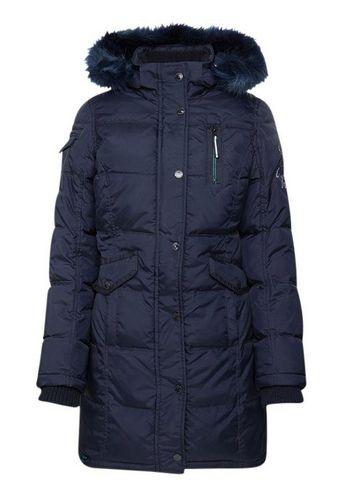 Стеганое пальто SOCCX