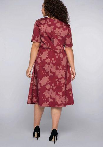 Коктейльное платье Sheego