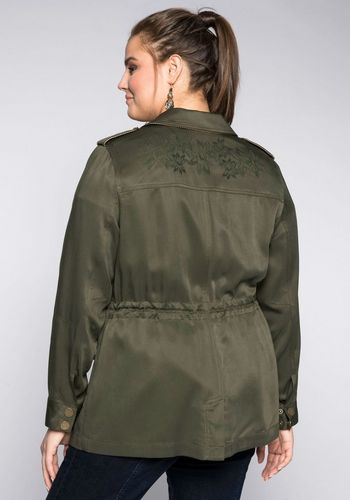 Демисезонная куртка Sheego