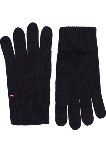 Вязаные перчатки TOMMY HILFIGER
