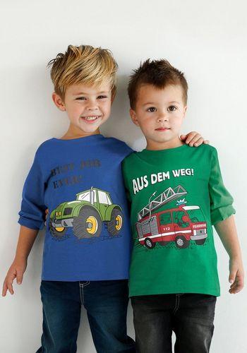 Набор футболок KIDSWORLD