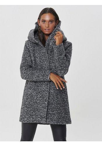 Шерстяное пальто Only