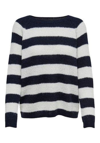 Пуловер в полоску Only