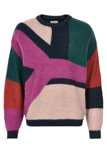 Пуловер с круглым воротом nümph