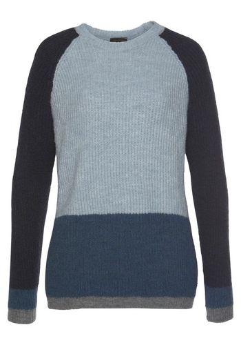 Пуловер в полоску Herrlicher