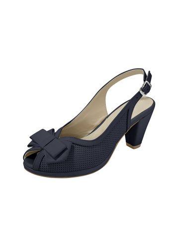 Туфли с открытой пяткой Andrea Conti